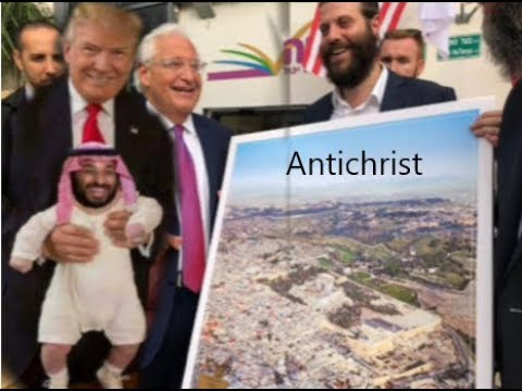 Trump 'Building A Wall' For The False Messiah - Anti-Christ Awakening!