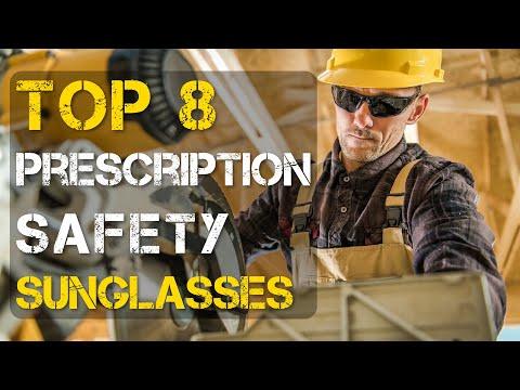 8 Best Prescription Safety Sunglasses