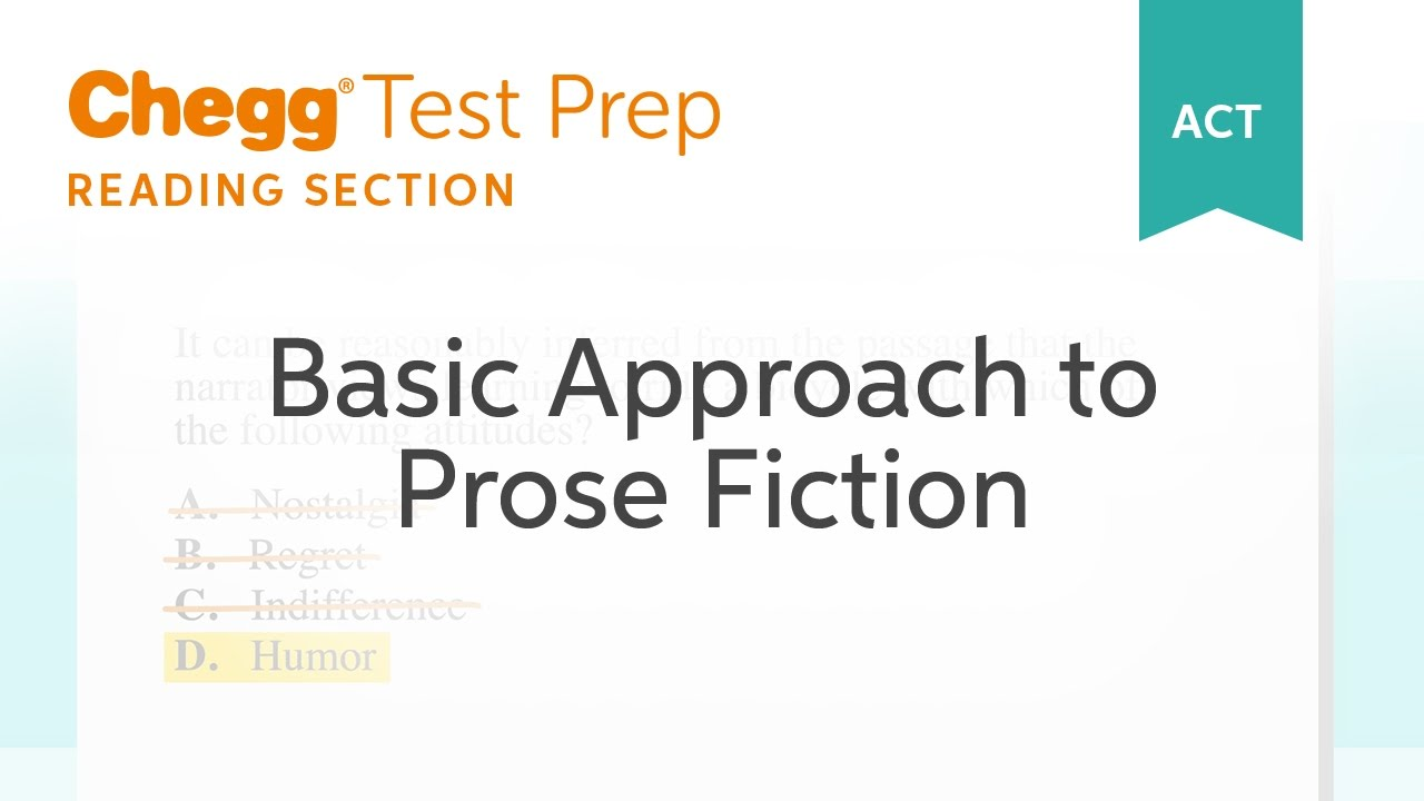 what is prose fiction