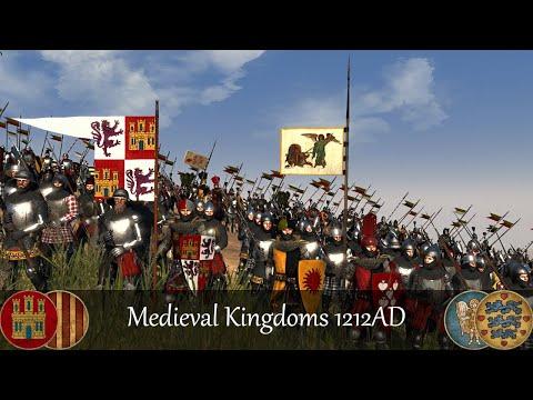 BATTLE OF THE MOUNTAINTOP! 2v2 Medieval Kingdoms 1212AD Battle