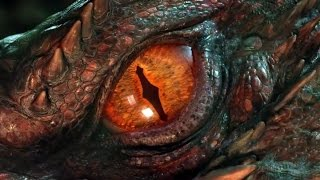 Repeat youtube video The Hobbit: Beautiful voice of the dragon (REVENGE)