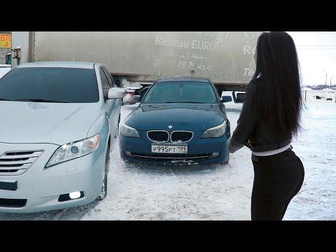 Toyota Camry V40 против BMW E60 за 600000 рублей. Надежность или понты?