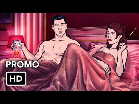 Archer: Sezon 8 - New Era - promo