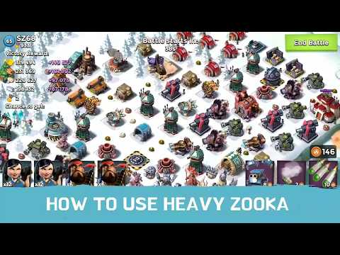 How To Turn Your Heavy Zooka From Blah Into Fantastic