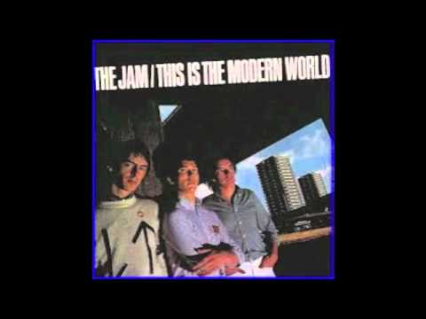 The Jam - This Is A Modern World - The Modern World