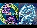 Blue Eyes White Dragon vs Dark Magician (Game 1)