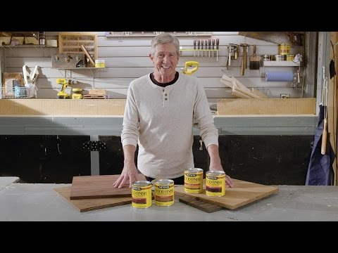 Mix Your Own Color Wood Stain | Quick Tips | Minwax