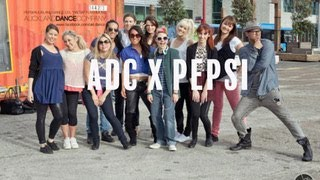Auckland Dance Co - PEPSI Michael Jackson Bad25 Flashmobs (Behind The Scenes) with ADC & Liam McEwan