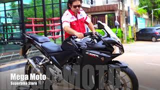 Honda Cbr 500 2014 ร้าน Mega Moto