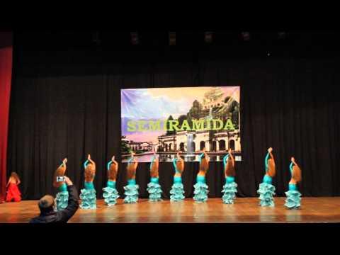 дети формейшн Школа Восточного Танца Шейх Али Маргариты
