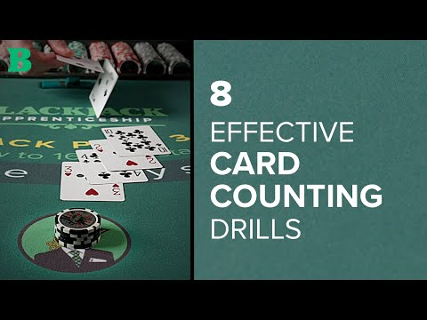 8 Card Counting Drills You Can Do Right Now