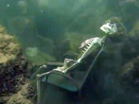 10 Unbelievable Underwater American Discoveries