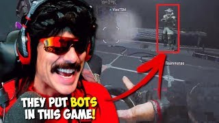 DrDisRespect CONFIRMS Apex Legends Put BOTS in The Game! | Best Doc Moments (2/7/2019)
