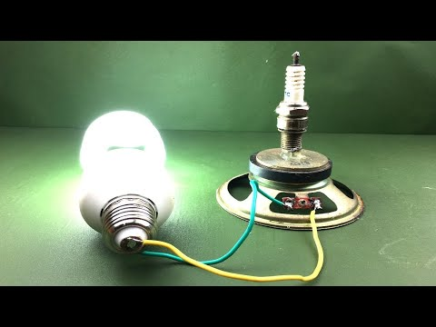 Смотреть New Free Energy Generator Coil 100% Real New Technology Idea Project 2019 онлайн