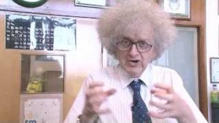 Professor's message for students (extra footage)