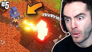 Machine Gun Bow In Minecraft Dungeons