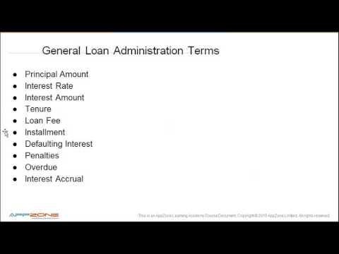 Loan Administration
