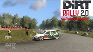 DiRT Rally 2.0 - DiRT Daily 05-09-2019 - Skoda Fabia Rally 2005  [ONBOARD + TV CAMERA]