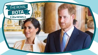 Our royal team on Harry and Meghan's decision to keep their baby plans private | ITV News
