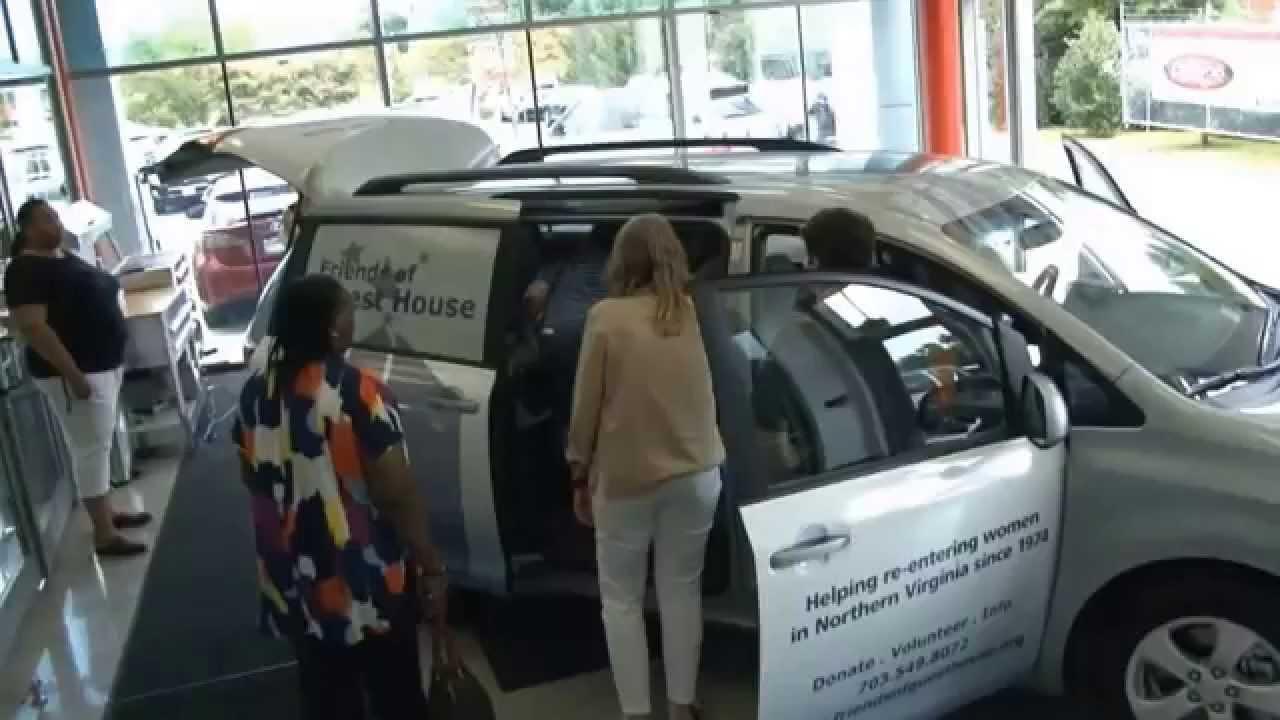 Jack Tayloru0027s Alexandria Toyota   Van Donation   YouTube