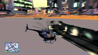 GTA 5 Glitches - How To  Fly Helicopters Under the Map Glitch Tutorial! (GTA 5 Fun Glitches)