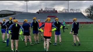 Clare team trains at Boston University