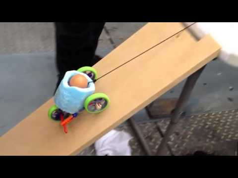 Engineering Design   The Great Egg Race 2012, London