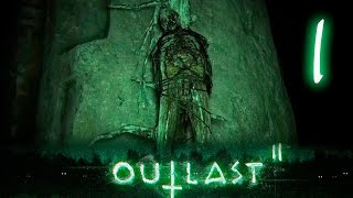 Я ОРУ БУКВАЛЬНО СО ВСЕГО В ЭТОЙ ИГРЕ - Outlast 2 Прохождение #1