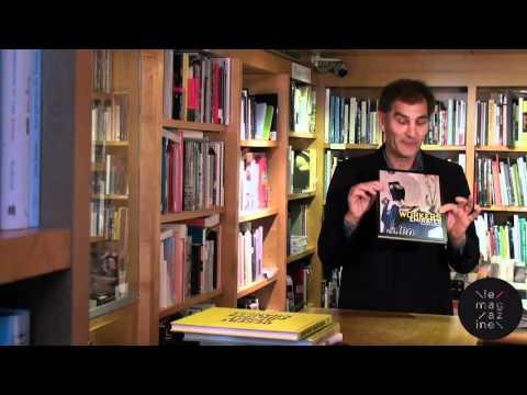 Philippe Chancel presents his last book called « Emirates» at the Jeu de Paume Bookshop.