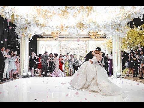 Kendy  & Devina Wedding | Ed Sheeran Perfect First Dance | Hyatt Jakarta | Dancefirst Indonesia