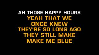 (HD) Elvis Presley I Cant Stop Loving You Karaoke