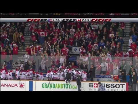 2010 IIHF World Junior Hockey: Canada Vs. USA - ShootOut (HD)