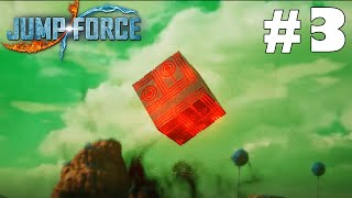 Un Cubo Umbras Malvado | Jump Force #3