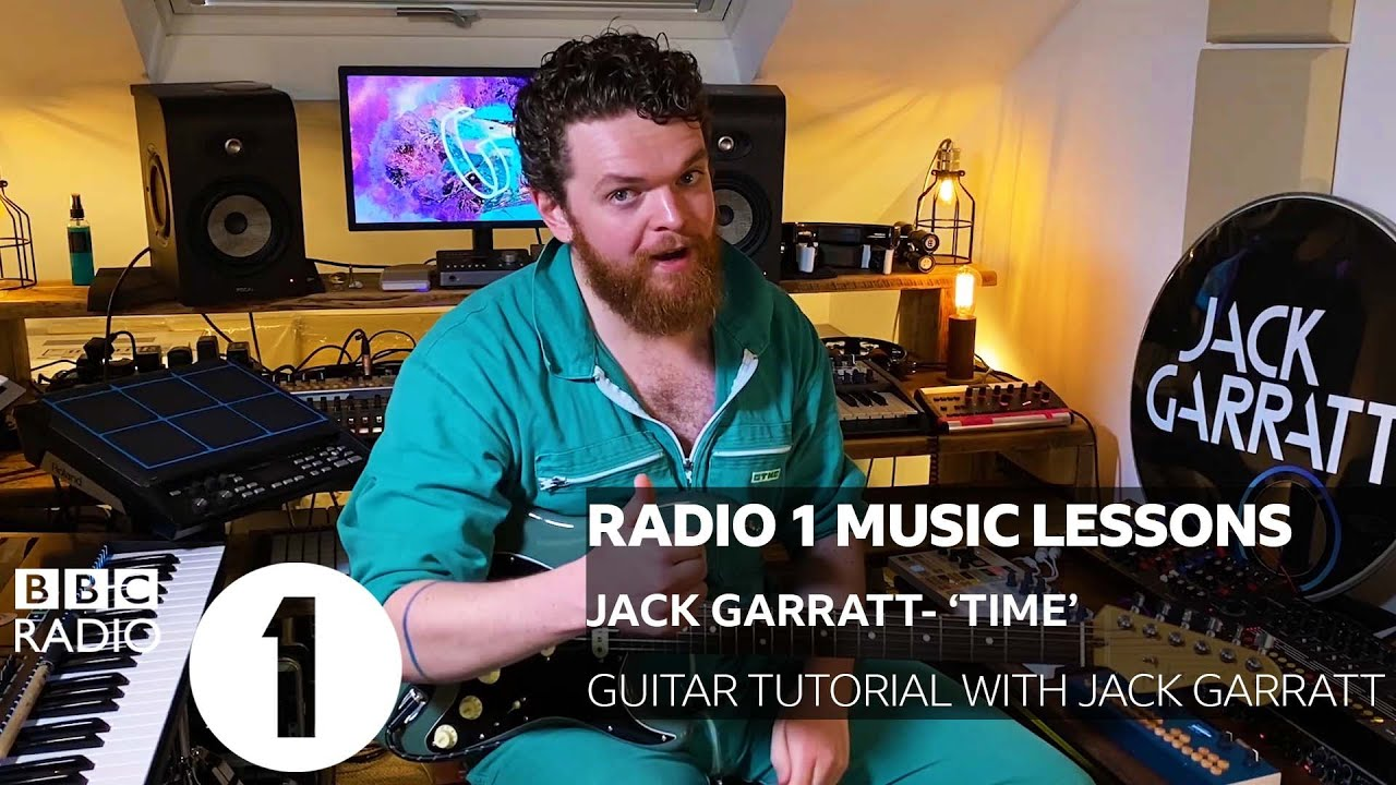 Jack Garratt - Time (guitar Tutorial with Jack Garratt)