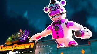 Giant Funtime Freddy | Minecraft Five Nights at Freddy's Roleplay