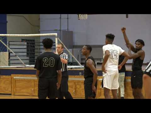 CFCC Men's Basketball 2.6.19 - HD 1080p vs Clinton College (2nd Half)