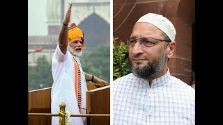 PM Modi's message on population control is discarded and intrusive: Asaduddin Owaisi