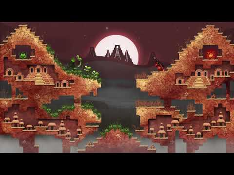 Mirador Level Design Progress from Mayan Death Robots