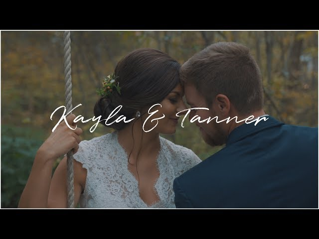 Kayla & Tanner | Wedding After Dark