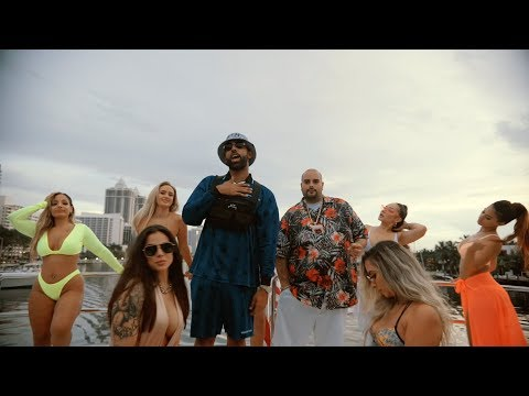 """""""No Borders"""" Berner Ft. Eladio Carrion (Official Music Video)"""