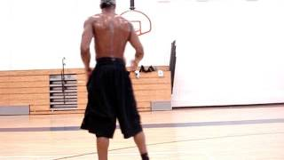 Kobe Bryant Crossover Hesitation Drive Left Hand Layup Pt. 1 | NBA Scoring Moves | Dre Baldwin