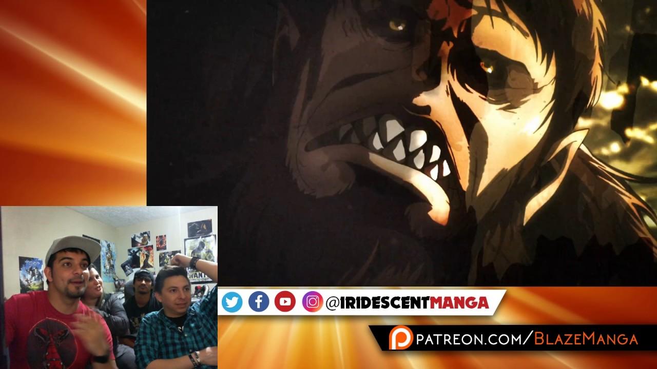 Attack on Titan Season 2 Opening BREAKDOWN - YouTube