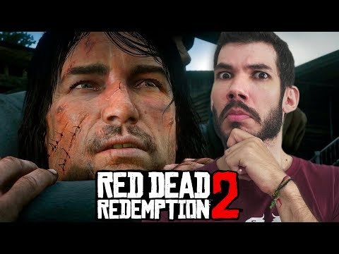 RED DEAD REDEMPTION 2 - NOVO TRAILER #3: ANALISE e COMENTÁRIOS || OLHA O JOHN MARSTON AI!