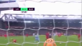Liverpool 2-1  Burnley EPL Highlights videos 20172018