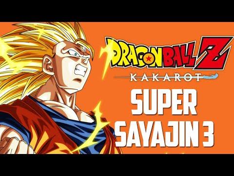 Dragon Ball Z Kakarot #17 - Goku SUPER SAYAJIN 3