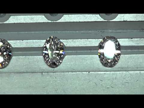 GIA Oval Diamonds Comparison