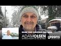 Adam Olsen:  Ask me a question, share your concerns and ideas