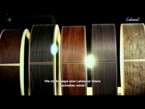 Inside Lakewood - A Guitarmaker's Movie