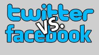 Twitter Is Better Than Facebook