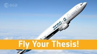 Fly Your Thesis!